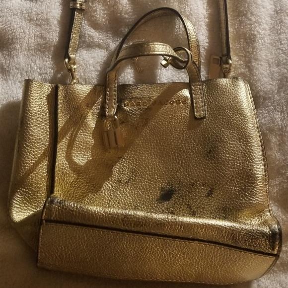 Marc Jacobs Handbags - Gold Handbag